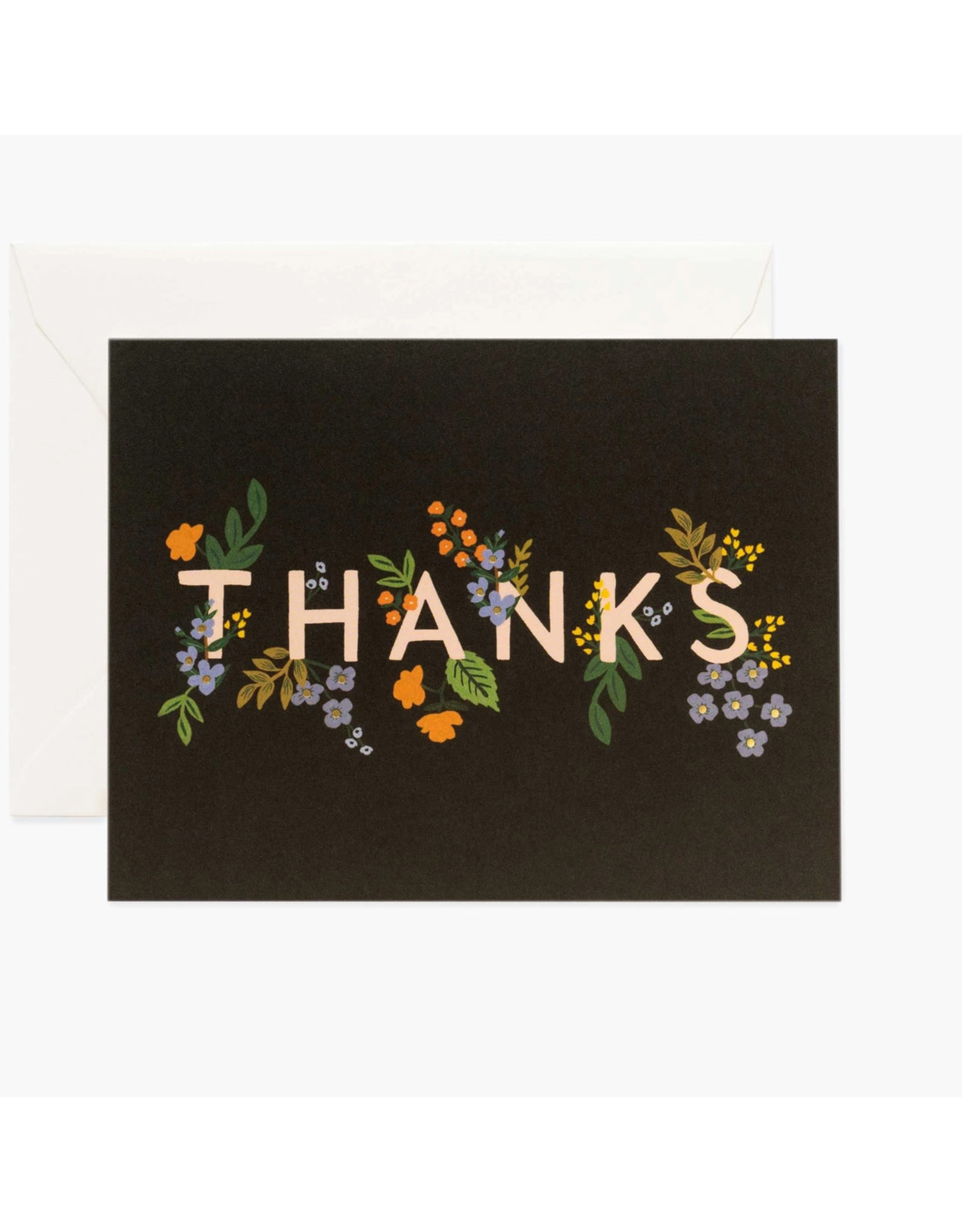 Rifle Paper Co. Posey Thank You Box Set of 8 Notecards