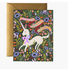 Rifle Paper Co. Magical Birthday A2 Notecard