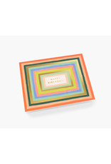 Rifle Paper Co. Disco Birthday A2 Notecard