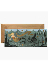 Rifle Paper Co. Under the Sea Birthday No.10 Notecard