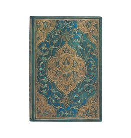 Paperblanks Turquoise Chronicles Mini Address Book