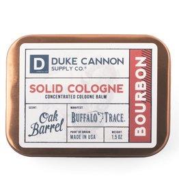 Duke Cannon Supply Co. Bourbon Solid Cologne