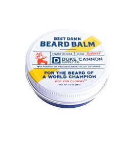 Duke Cannon Supply Co. Best Damn Beard Balm
