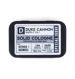 Duke Cannon Supply Co. Vetiver & Oakmoss Solid Cologne