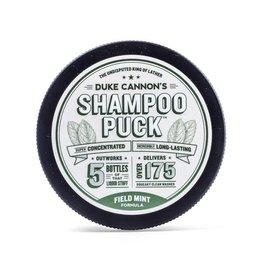 Duke Cannon Supply Co. Shampoo Puck Field Mint