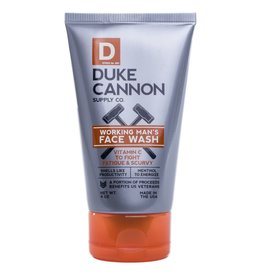 Duke Cannon Supply Co. Working Man's Face Wash