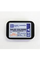 Duke Cannon Supply Co. Sea (Fresh Water) Solid Cologne