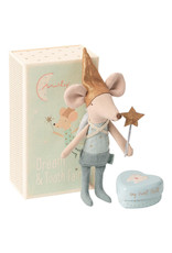 Maileg Tooth Fairy Mouse in Matchbox, Big Brother