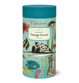 Cavallini Papers & Co. Cavallini Puzzle Aquarium 1,000 Pcs