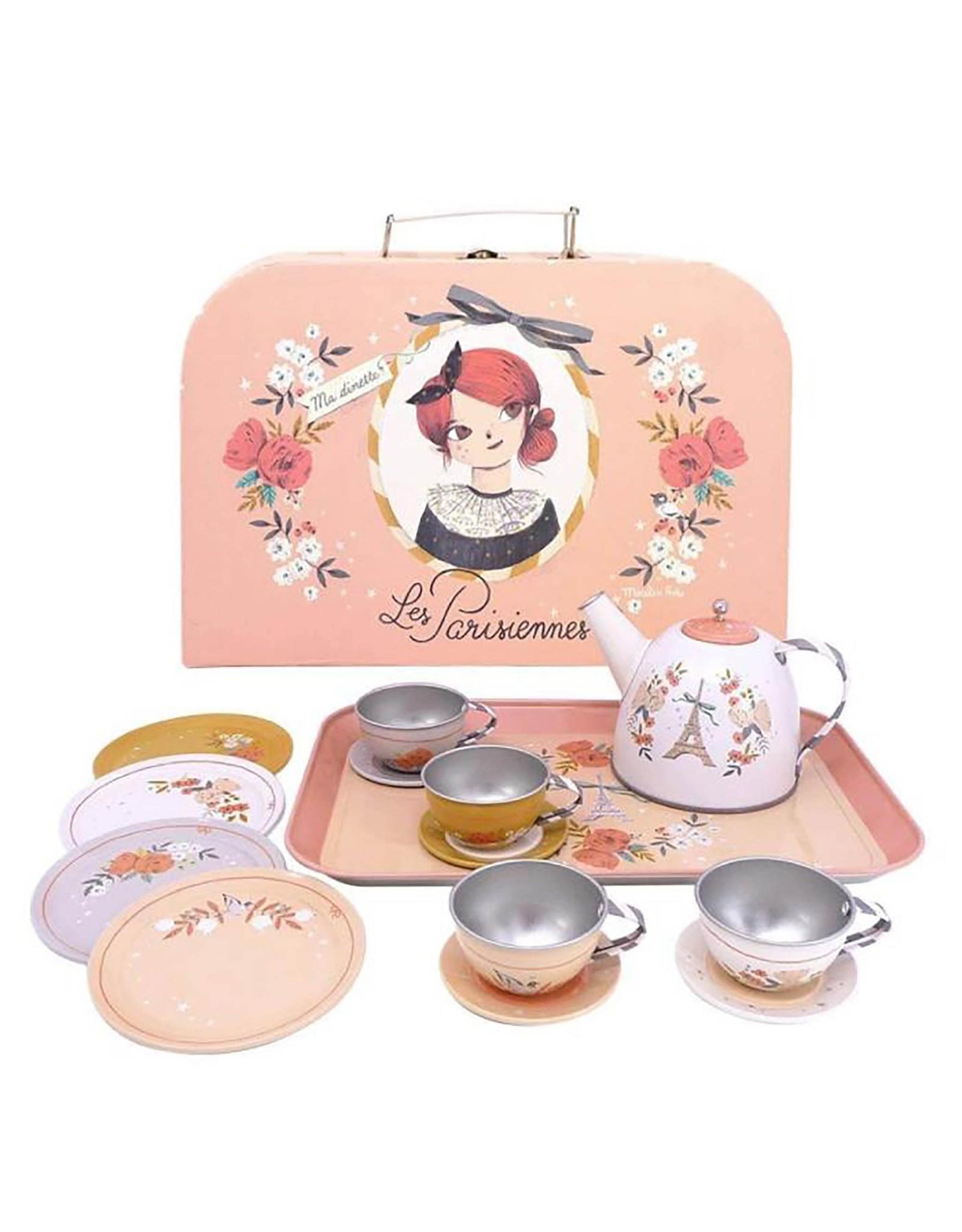 Moulin Roty Les Parisiennes - Tea Set