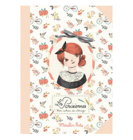 Moulin Roty Les Parisiennes - Coloring Book