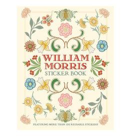 Pomegranate William Morris Sticker Book