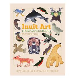 Pomegranate Inuit Art Sticker Book