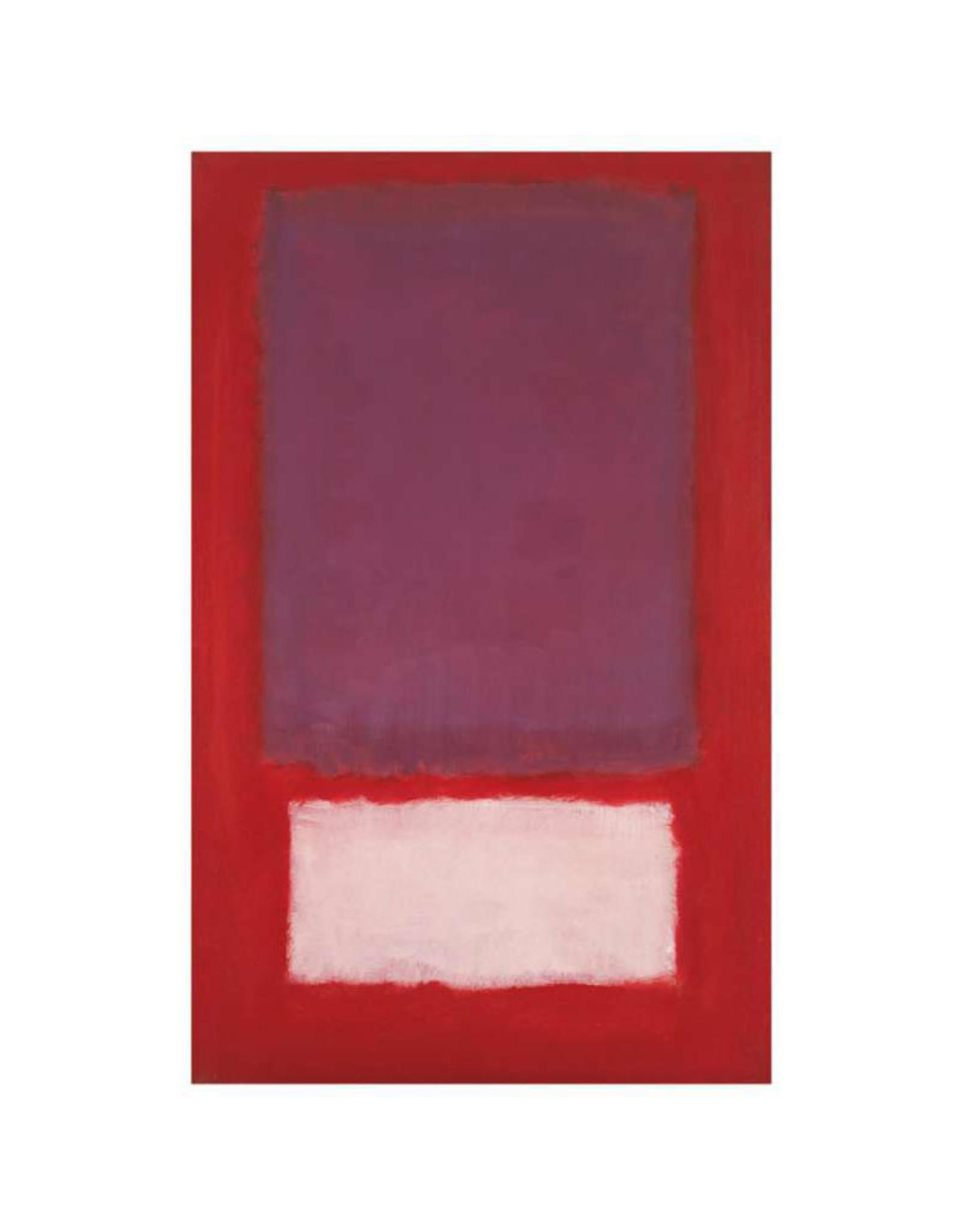 Pomegranate Mark Rothko: No. 5 Everyday Notecard