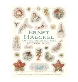 Pomegranate Ernst Haeckel: Art Forms in Nature Sticker Book