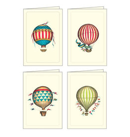 Rossi Balloons Cards Assorted Box of 12