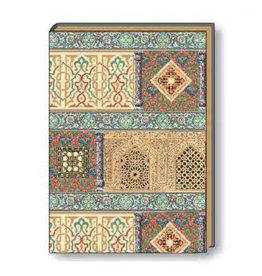 Rossi Gold/Gold Arab Insp Notebook