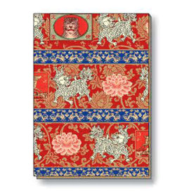 Rossi Red/Gold Chinese Inspiration Notepad