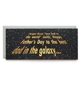 Wild Ink Press Galaxy Dad | Father's Day Notecard