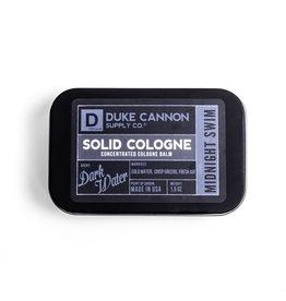 Duke Cannon Supply Co. Midnight Swim Solid Cologne