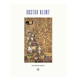 Pomegranate Gustav Klimt Coloring Book