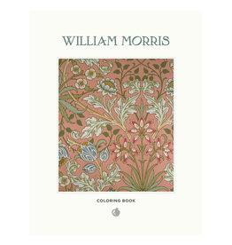 Pomegranate William Morris Coloring Book