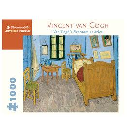 Pomegranate Van Gogh's: Bedroom at Arles 1000-piece Jigsaw Puzzle