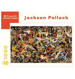 Pomegranate Jackson Pollock: Convergence 1000-piece Jigsaw Puzzle