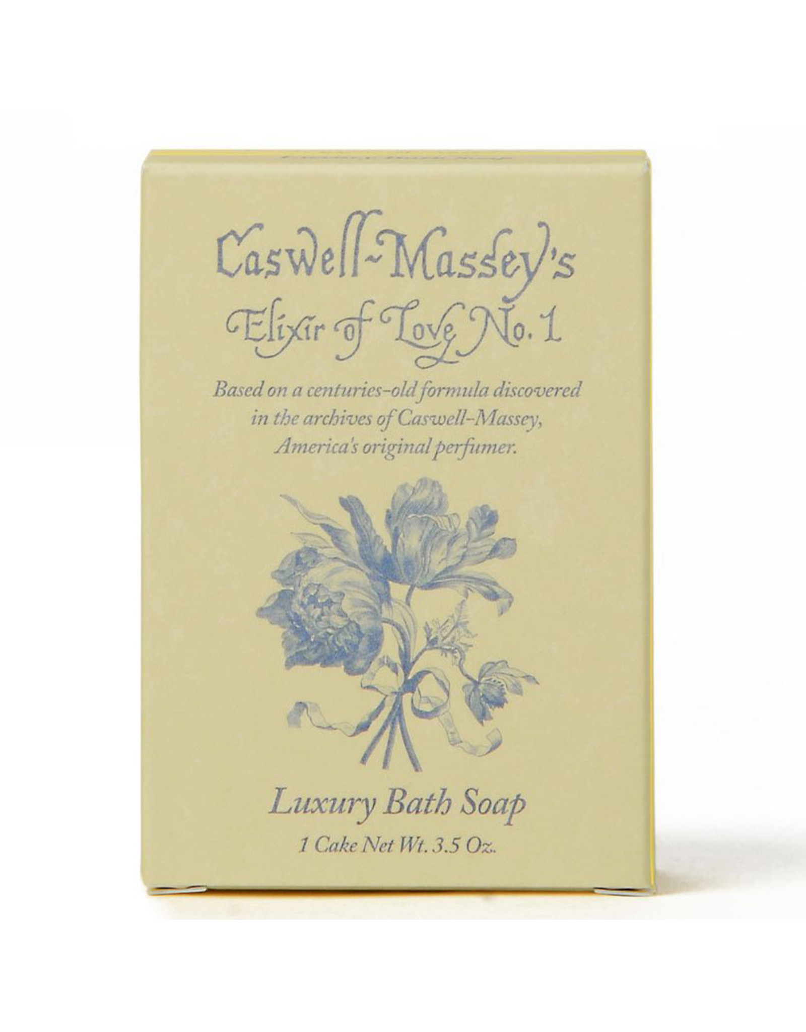 Caswell-Massey Apothecary Elixir of Love No. 1 Bar