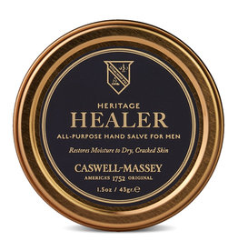 Caswell-Massey Apothecary Heritage Healer Hand Salve for Men