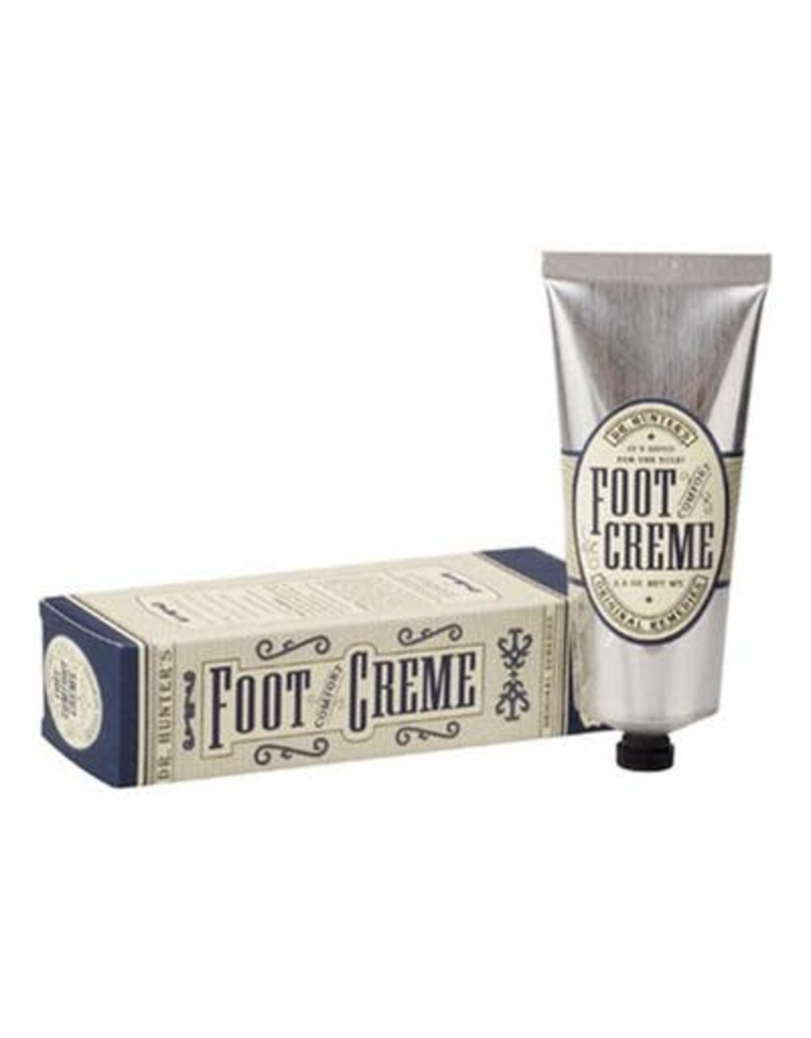 Caswell-Massey Apothecary Dr. Hunter's Foot Comfort Creme