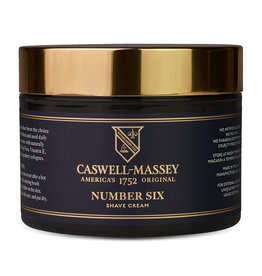 Caswell-Massey Apothecary Supernatural Number Six Shave Cream in Jar | 8oz