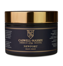 Caswell-Massey Apothecary Heritage Newport Shave Cream in Jar | 8oz