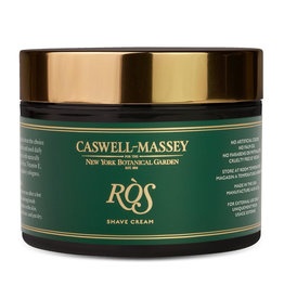 Caswell-Massey Apothecary RÓS Shave Cream in Jar | 8oz