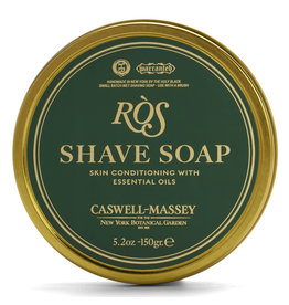 Caswell-Massey Apothecary RÓS Hot-Pour Shave Soap in Tin | 150gr