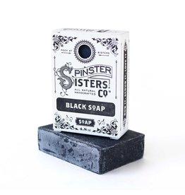 Spinster Sisters Black Bath Soap