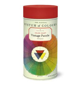Cavallini Papers & Co. Cavallini Puzzle Color Wheel 1,000 Pcs