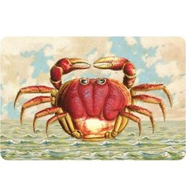 Cartolina Seaside Red Crab Postcard