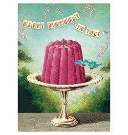 Cartolina Happy Birthday to You! Cake A7 Notecard