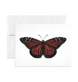 Open Sea Design Co. Monarch A2 Everyday Notecard