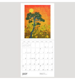 Pomegranate Sacred Grove: The Art of Kyung-Hwa Yu 2022 Wall Calendar
