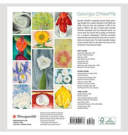 Pomegranate Georgia O'Keeffe 2022 Mini Wall Calendar