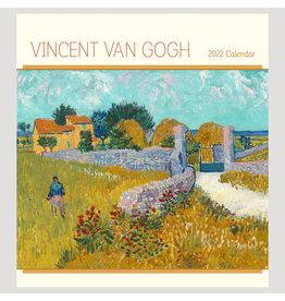 Pomegranate Vincent van Gogh 2022 Wall Calendar