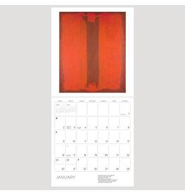 Pomegranate Rothko 2022 Wall Calendar