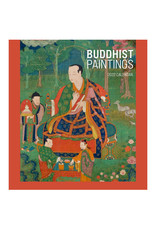 Pomegranate Buddhist Paintings 2022 Wall Calendar