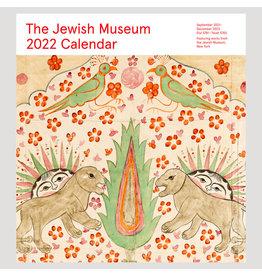 Pomegranate The Jewish Museum 2022 Wall Calendar