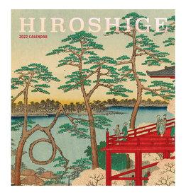 Pomegranate Hiroshige 2022 Wall Calendar