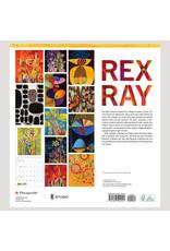 Pomegranate Rex Ray 2022 Wall Calendar
