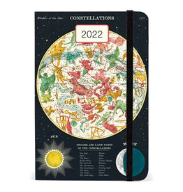 Cavallini Papers & Co. 2022 Weekly Planner Constellations