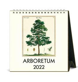 Cavallini Papers & Co. 2022 Desk Calendar Arboretum